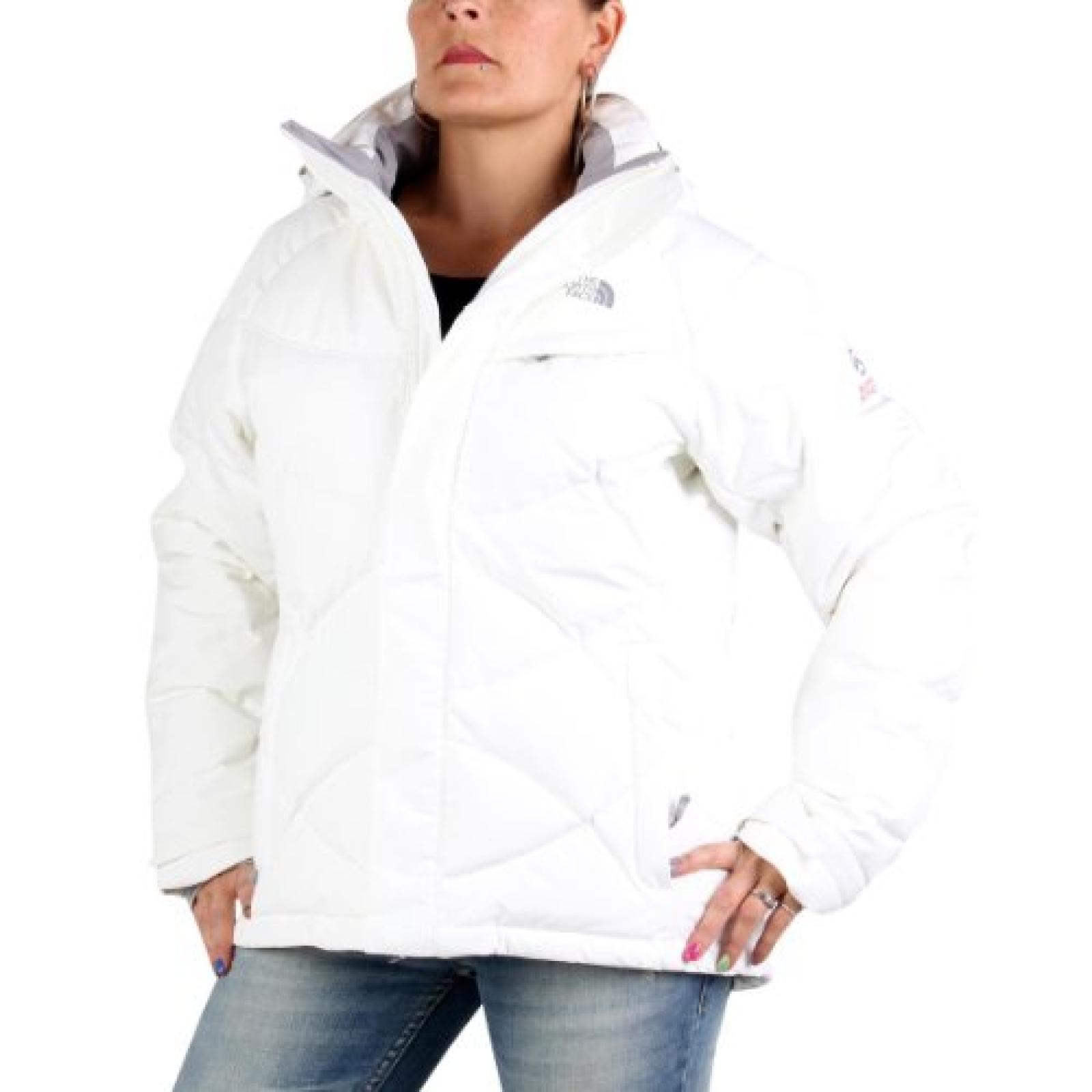 THE NORTH FACE Damen Daunen Ski Funktions Jacke Helicity White