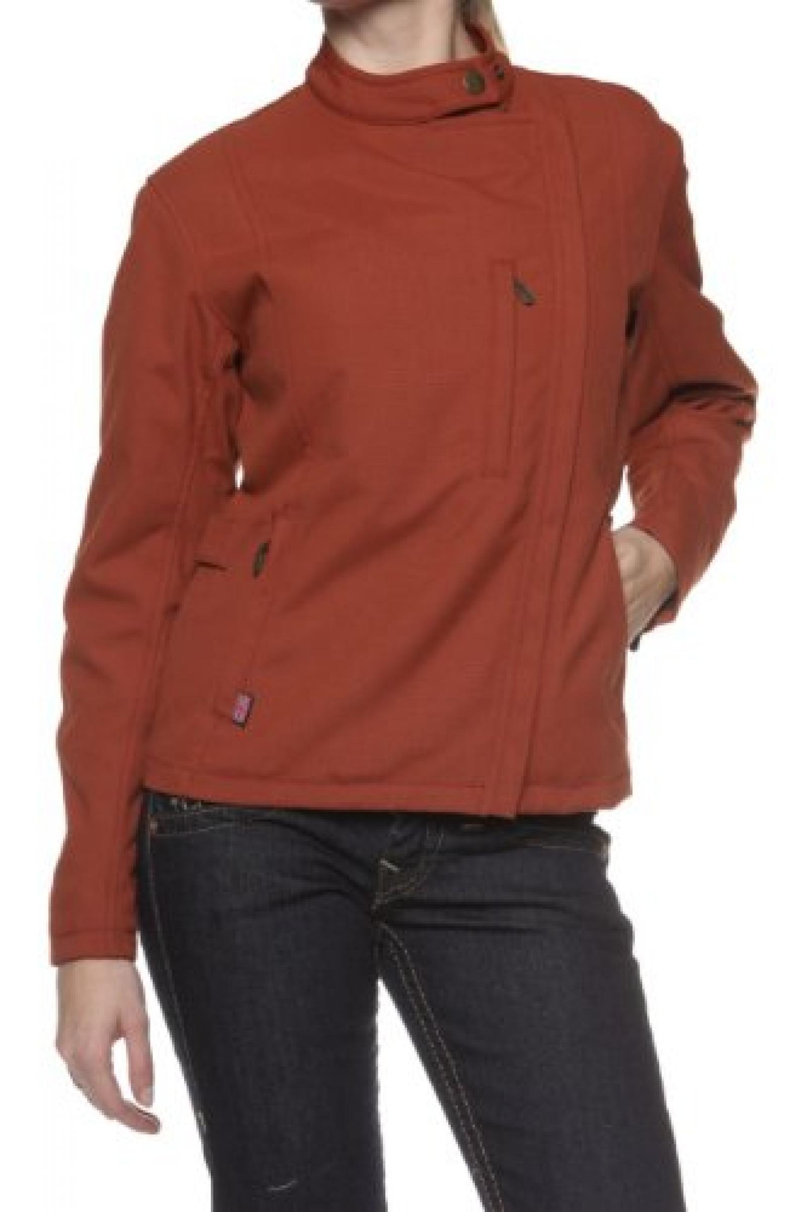 Belstaff Damen Jacke Blouson-Jacke LADY 240, Farbe: Dunkelorange