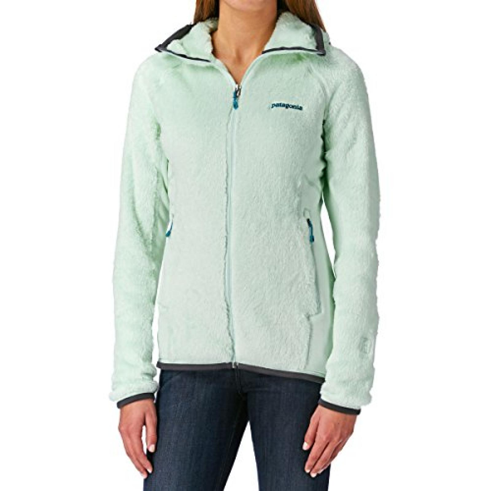 Patagonia R3 Hooded Fleece - Arctic Mint