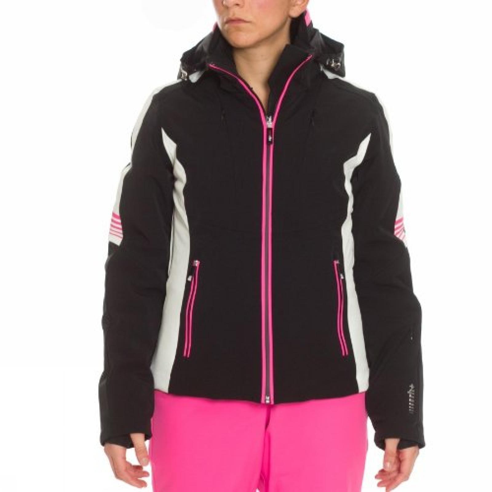 Zerorh+ Daja W Jacket Black Jacke Blouson Mantel Damen Ski,