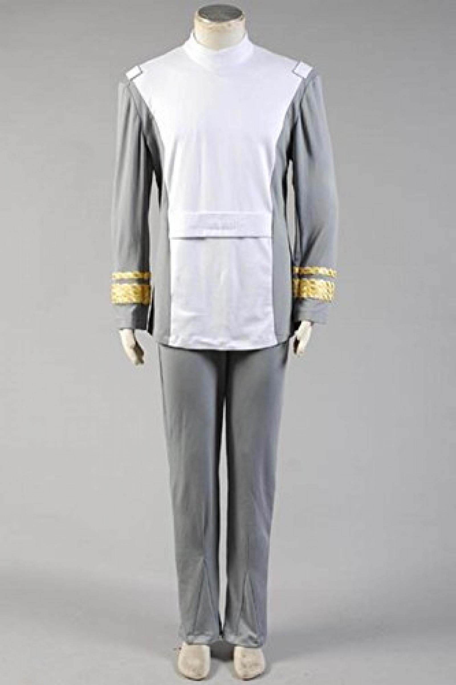 Star Trek The Motion Picture Admiral Kirk Outfit Kostuem