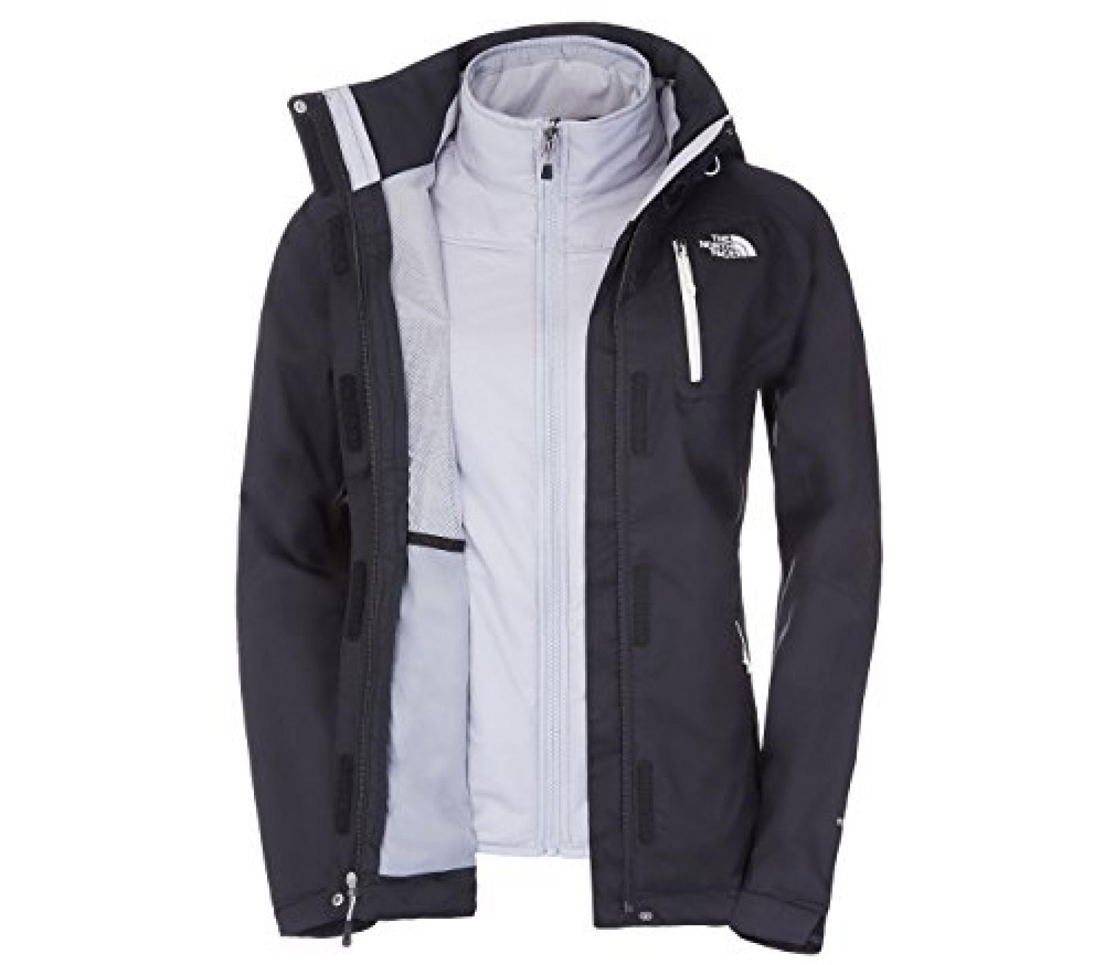 THE NORTH FACE Damen Jacke Zenith Triclimate