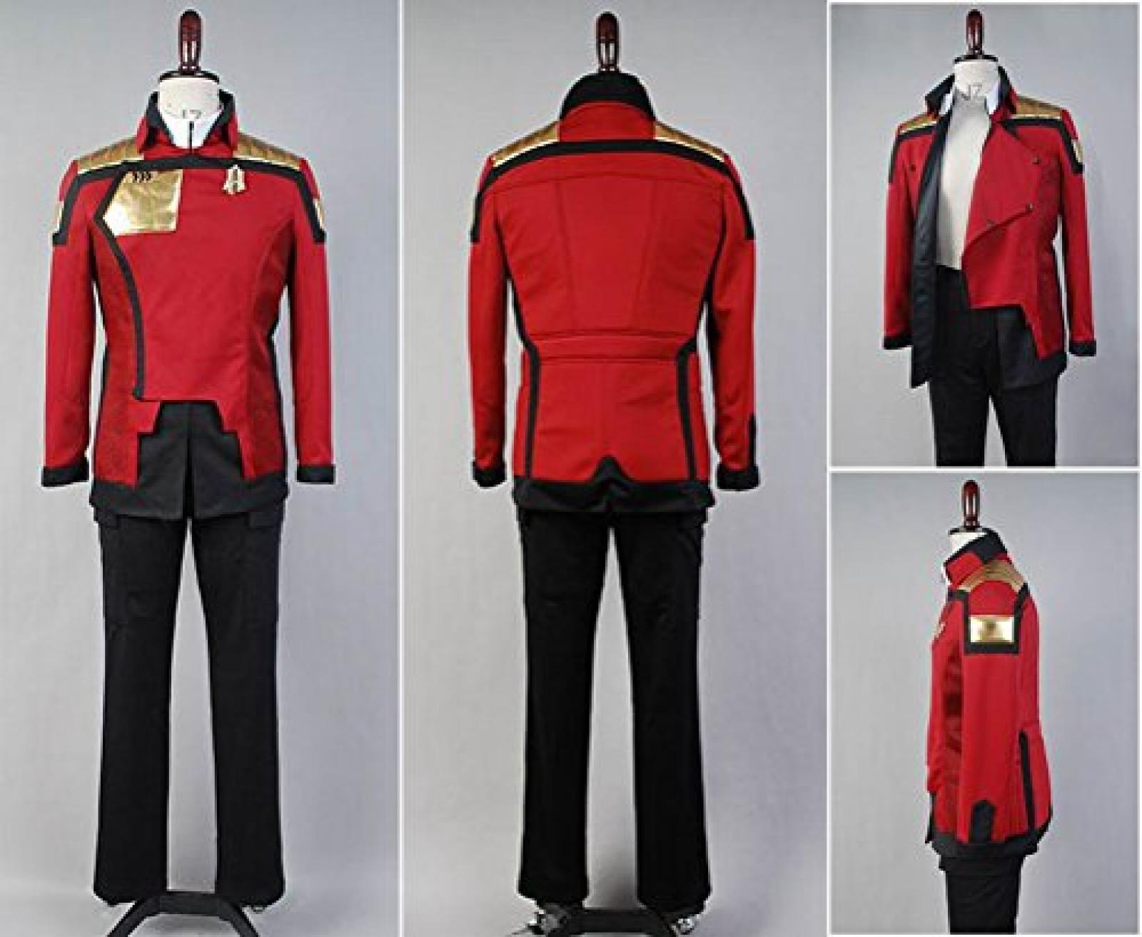 Star Trek Online General Discussion Admiral Uniform Kostuem Male