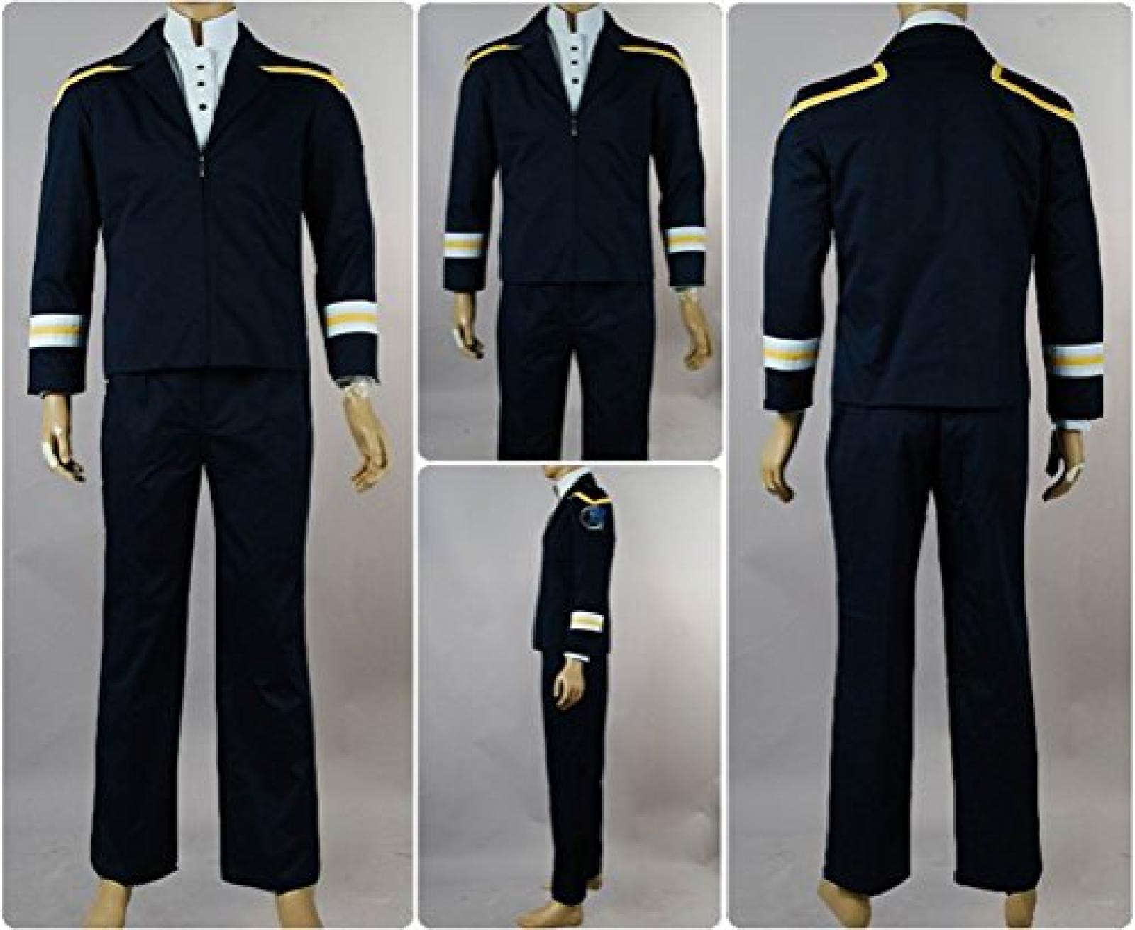Star Trek Enterprise Archer Uniform Kostuem Set