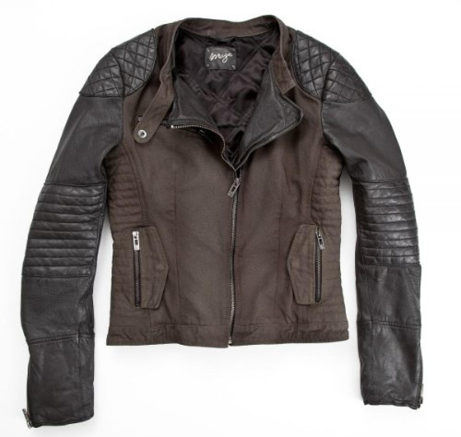 MAZE Jacke, Damen Pensacola (khaki/black)