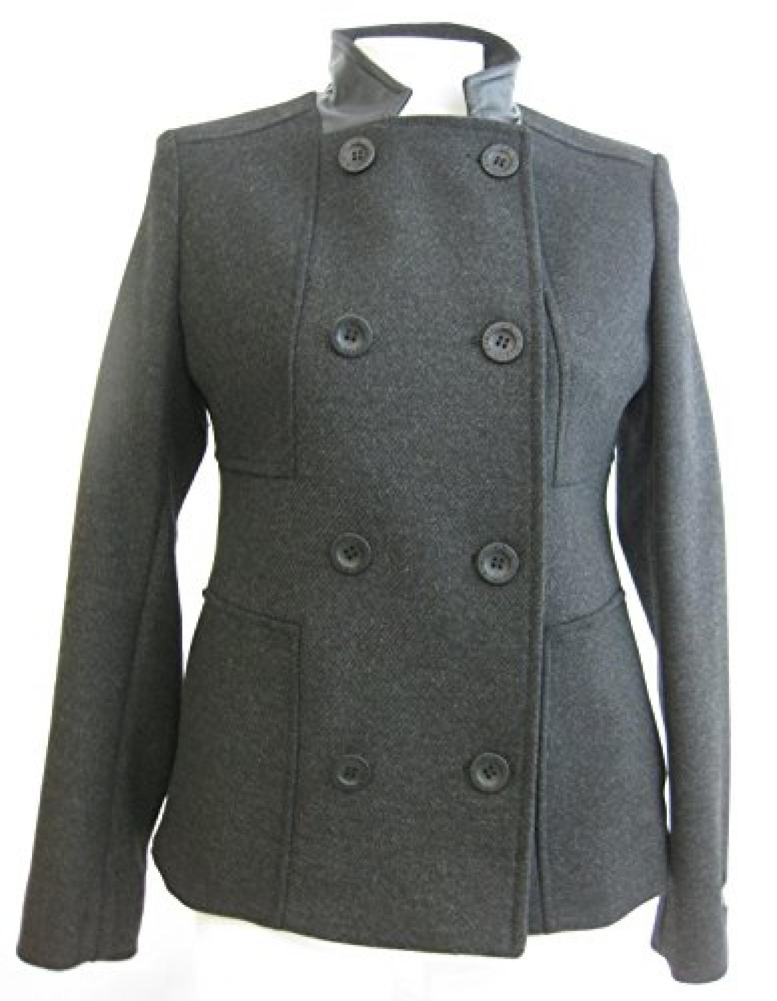 Calvin Klein Jacke Heavy Wool Coating