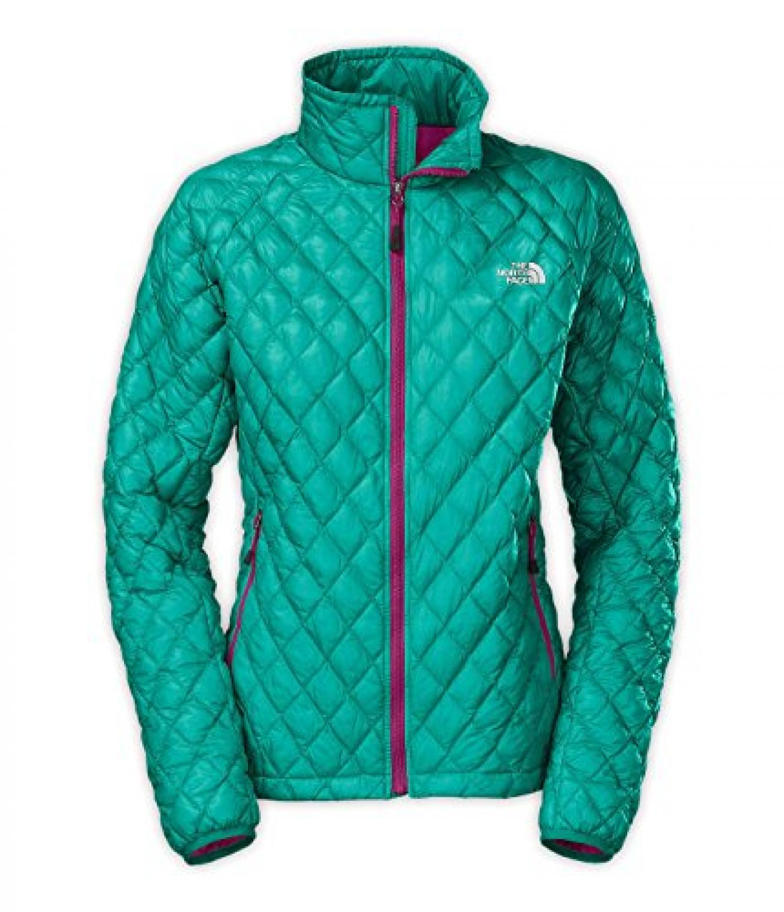 The North Face Thermoball Full Zip Jacket Damen FANFARE GREEN Gr.L Primaloft
