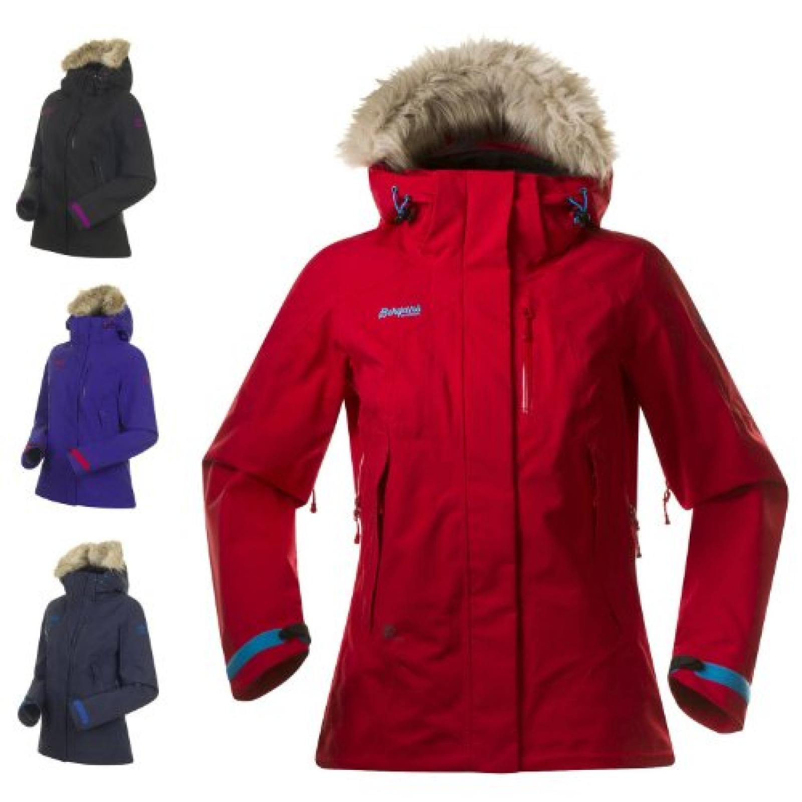 Damen Snowboard Jacke Bergans Nordkapp Jacket