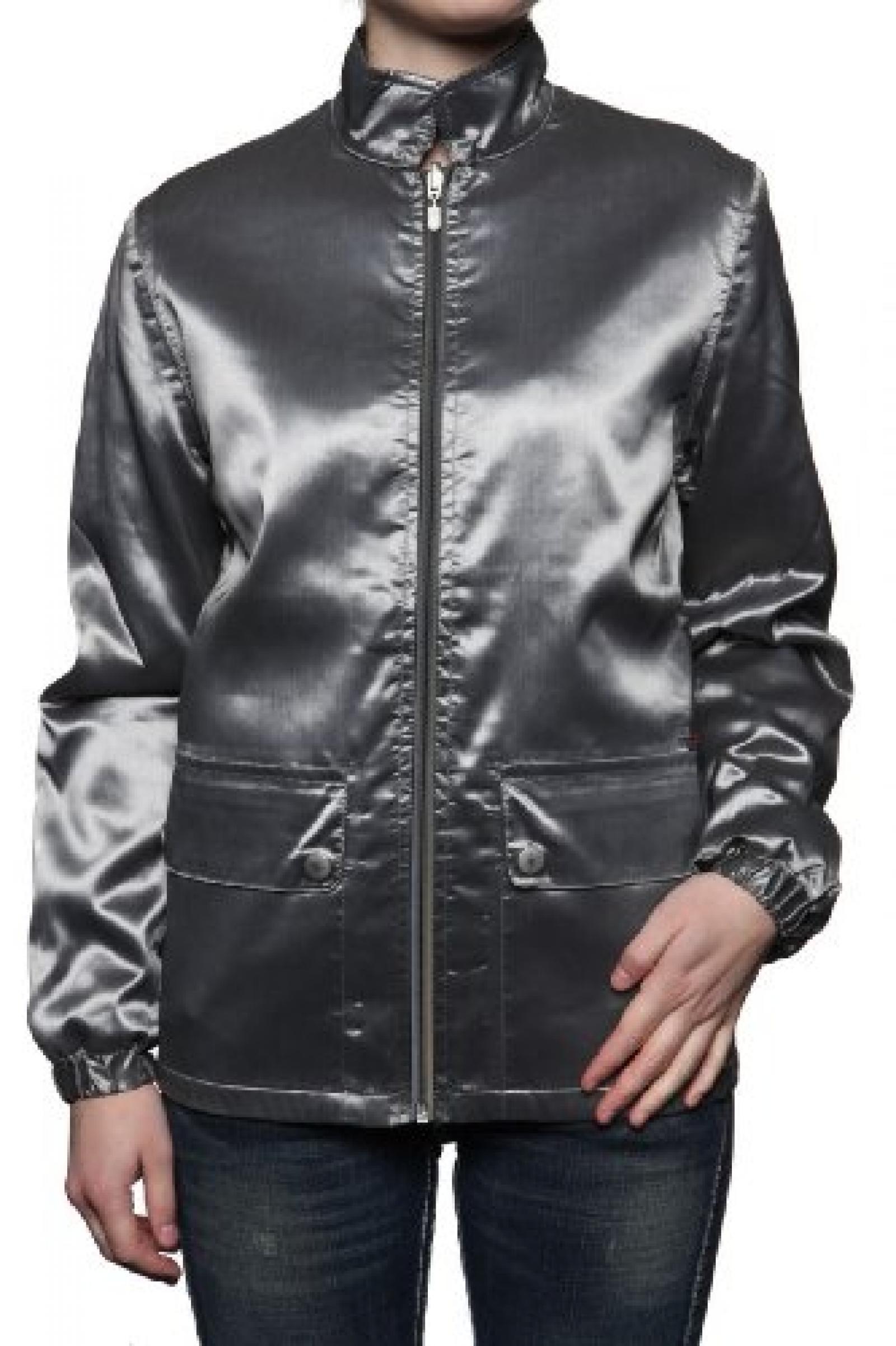 Belstaff Damen Jacke REACTA INNER, Farbe: Silberfarben