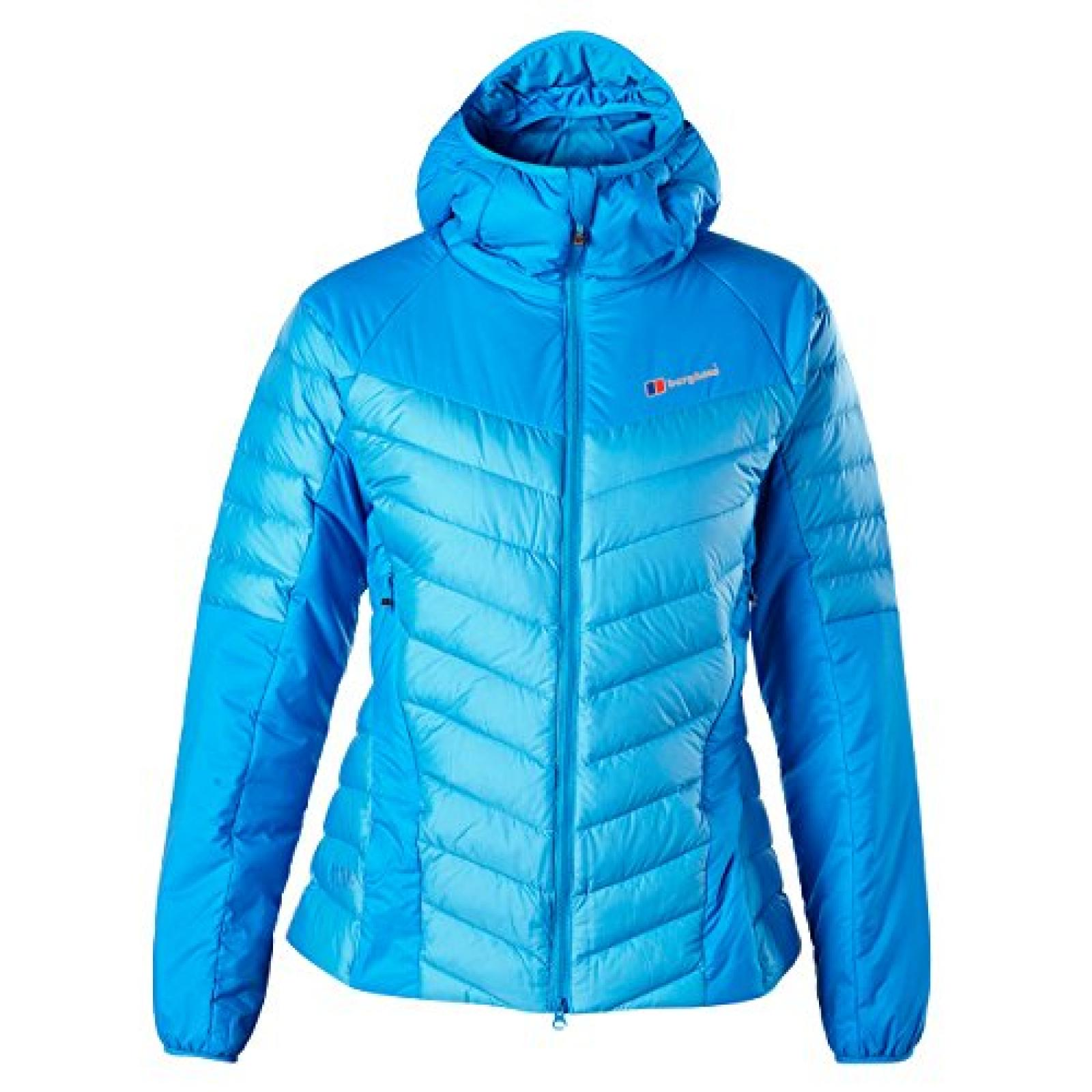 Damen Outdoor Jacke Berghaus Ulvetanna Hybrid Outdoor Jacket
