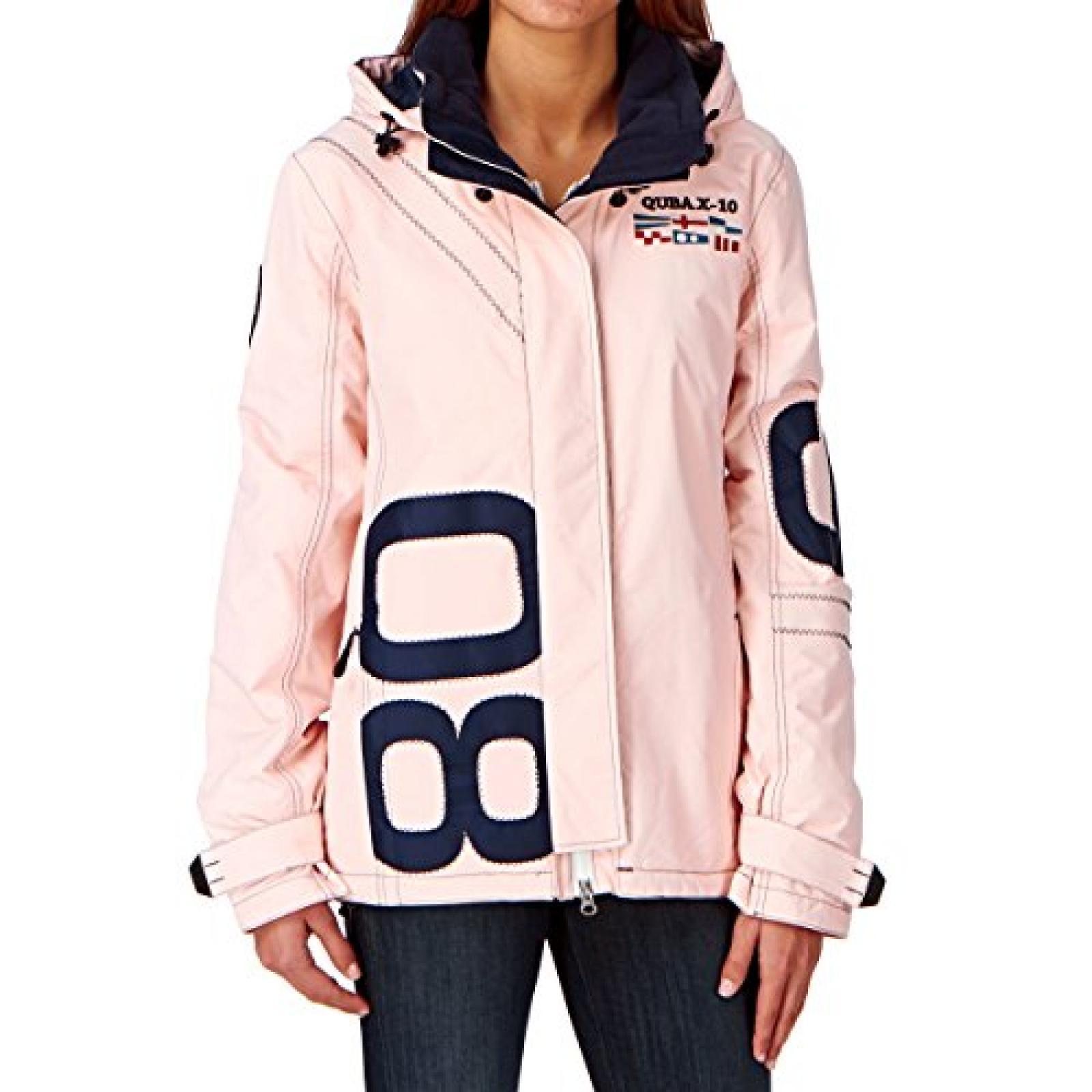 Quba Core X-10 Jacket - Pink