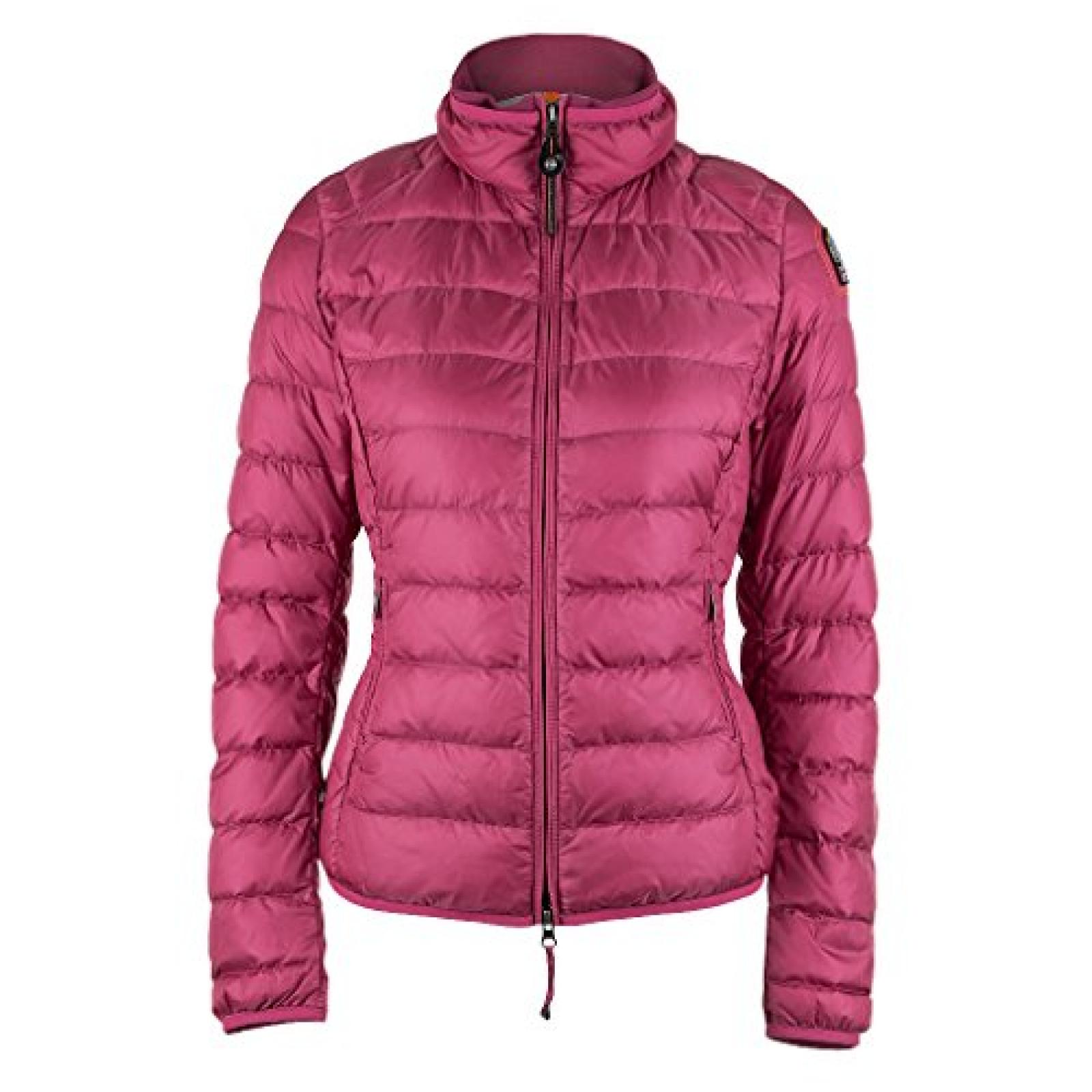 Parajumpers Damen Super Light Weight Daunen Jacke GEENA 6 fuchsia Gr. L