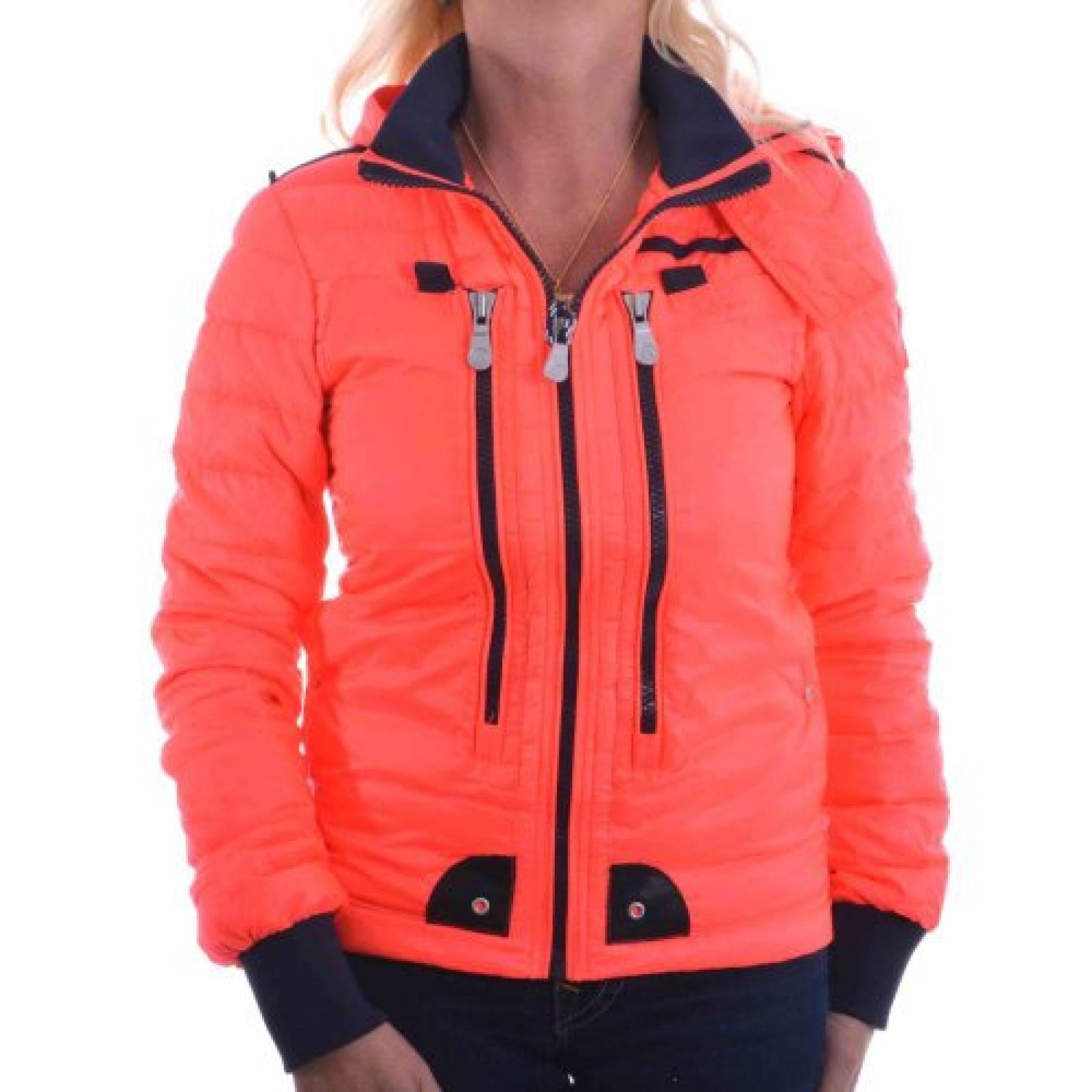 Gaastra Damenjacke Alba Gr. XL UVP 269,95 Euro 36129041 Orange 487 Damen Jacke