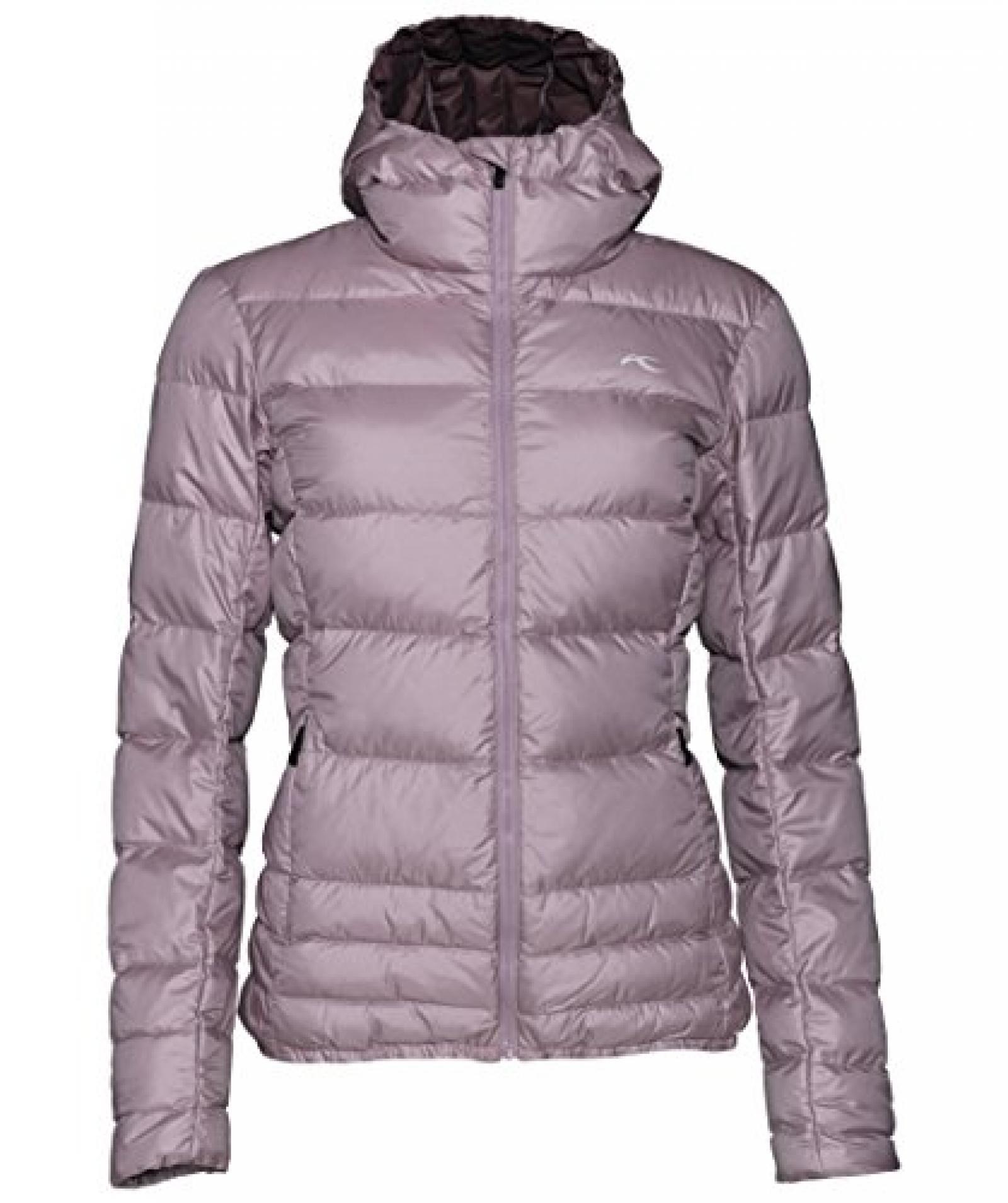 Damen Daunenjacke mit Kapuze Ladies Cypress Hoody Jacket